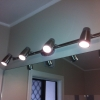 Compact Fluorescent Lighting For Energy Efficient Task Lighting In Kitchens & Bathrooms